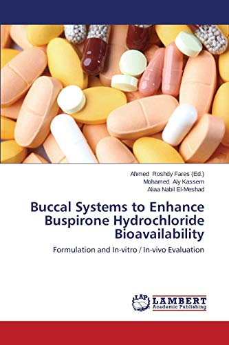 Buccal Systems to Enhance Buspirone Hydrochloride Bioavailability: Mohamed Aly Kassem