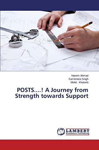 Posts.! a Journey from Strength Towards Support: Ahmad Naeem