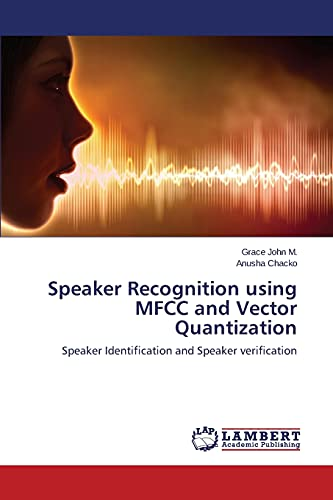 Speaker Recognition using MFCC and Vector Quantization: John M., Grace