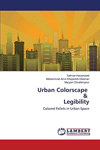 9783659694790: Urban Colorscape & Legibility