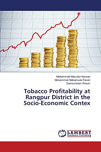 Tobacco Profitability at Rangpur District in the: Hassan, Mohammad Masudul
