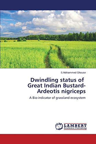 Dwindling status of Great Indian Bustard- Ardeotis: Ghouse S.Mohammed