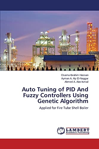 9783659707629: Auto Tuning of PID And Fuzzy Controllers Using Genetic Algorithm