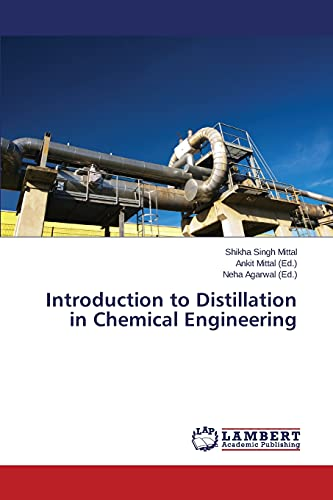 9783659712944: Introduction to Distillation in Chemical Engineering