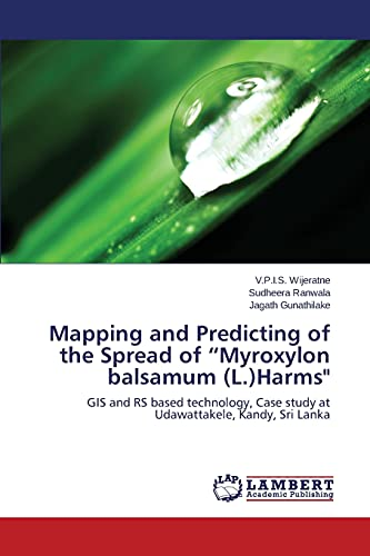 9783659750885: Mapping and Predicting of the Spread of