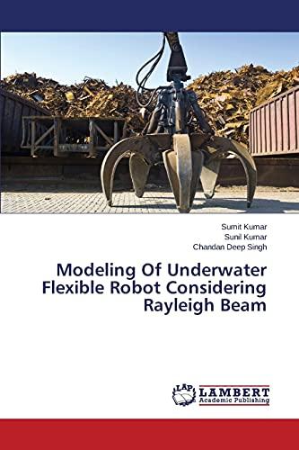 Modeling Of Underwater Flexible Robot Considering Rayleigh: Sumit Kumar, Sunil