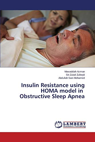 9783659763366: Insulin Resistance using HOMA model in Obstructive Sleep Apnea