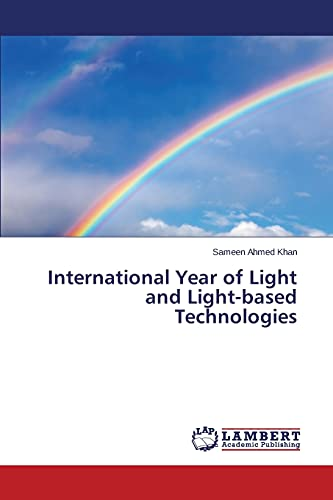 9783659764820: International Year of Light and Light-based Technologies