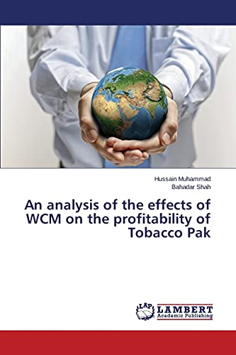 an analysis of the effects if tobacco