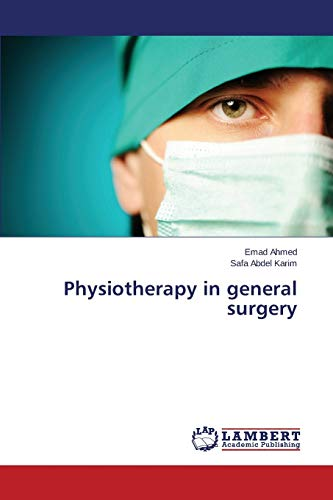 9783659783258: Physiotherapy in general surgery