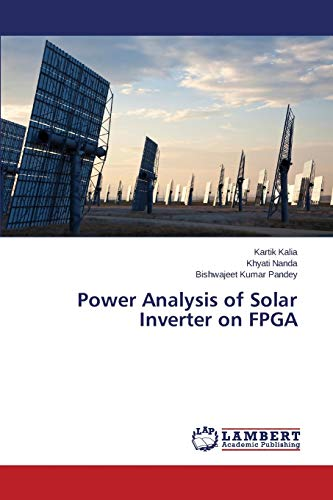 9783659792144: Power Analysis of Solar Inverter on FPGA
