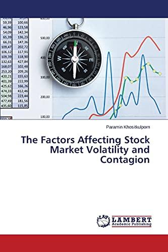 The Factors Affecting Stock Market Volatility and: Khositkulporn Paramin