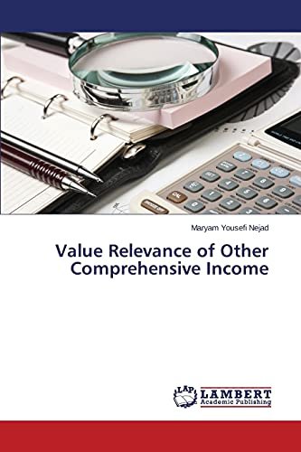 9783659806445: Value Relevance of Other Comprehensive Income
