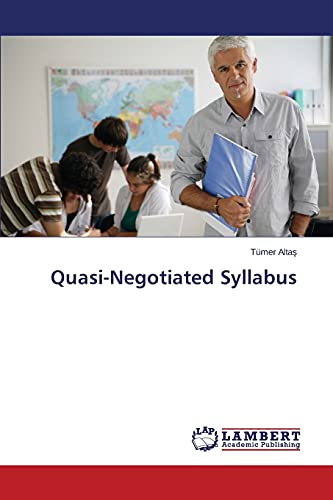 9783659809309: Quasi-Negotiated Syllabus