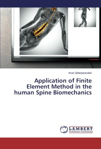 9783659816550: Zafarparandeh, I: Application of Finite Element Method in th
