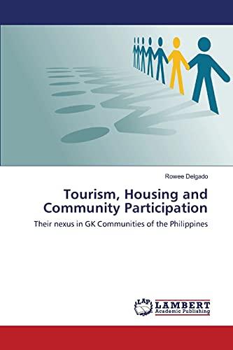 9783659817854: Tourism, Housing and Community Participation