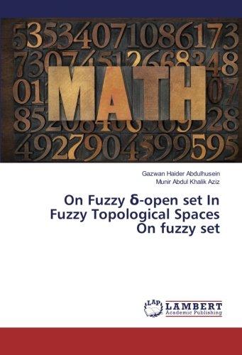On Fuzzy d-open set In Fuzzy Topological: Haider Abdulhusein, Gazwan