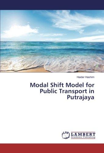 Modal Shift Model for Public Transport in: Hashim, Haider