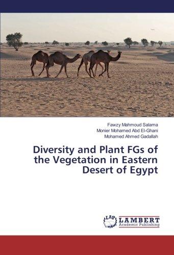 Diversity and Plant FGs of the Vegetation: Salama, Fawzy Mahmoud