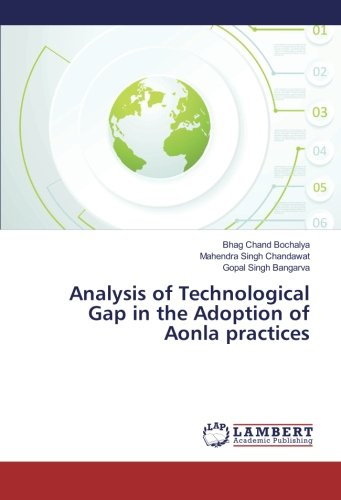 Analysis of Technological Gap in the Adoption of Aonla practices: Bhag Chand Bochalya