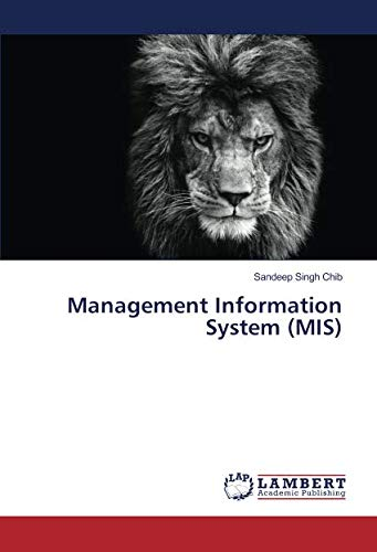 9783659894725: Management Information System (MIS)