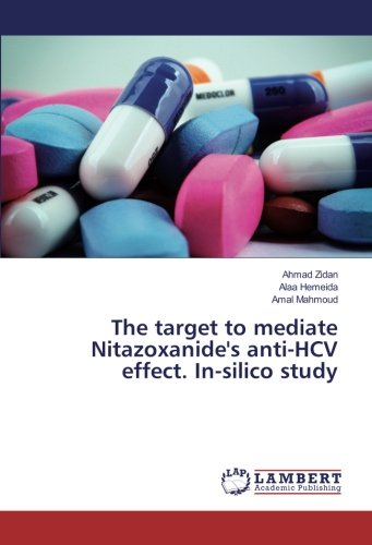 9783659924248: The target to mediate Nitazoxanide's anti-HCV effect. In-silico study