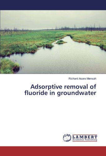 Adsorptive removal of fluoride in groundwater (Paperback): Richard Asare Mensah