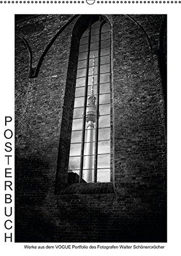 9783660048575: Kunst Posterbuch Hochformat (PosterbuchDIN A2 hoch): Werke aus dem VOGUE Portfolio des Fotografen Walter Schönenbröcher (Posterbuch, 14 Seiten)