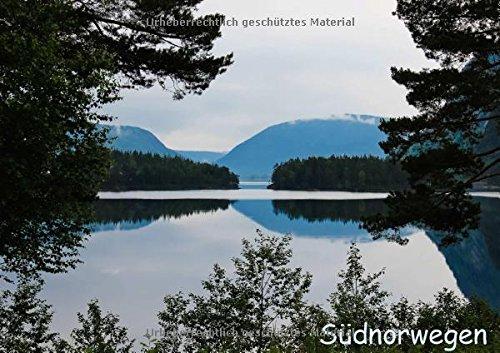 9783660066807: Südnorwegen - Posterbuch