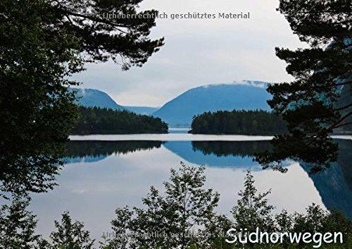 9783660066814: Südnorwegen - Posterbuch