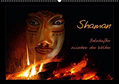 9783660069488: Shaman - Botschafter zwischen den Welten (Posterbuch DIN A4 quer): Ein Posterbuch zur Aktivierung der inneren Kraft (Posterbuch, 14 Seiten)