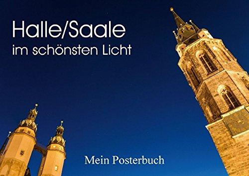 9783660079272: Halle/Saale - Mein Posterbuch (Posterbuch DIN A2 quer): Die bedeutendsten Sehenswürdigkeiten im schönsten Licht (Posterbuch, 14 Seiten)