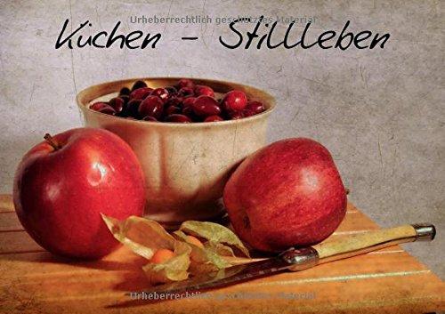 9783660080629: Küchen - Stillleben (Posterbuch DIN A4 quer): In einem romantischen Licht (Posterbuch, 14 Seiten)