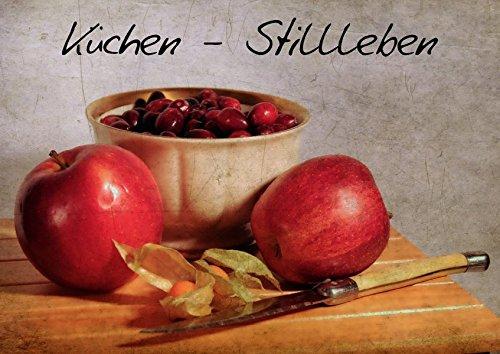 9783660080636: Küchen - Stillleben (Posterbuch DIN A3 quer): In einem romantischen Licht (Posterbuch, 14 Seiten)