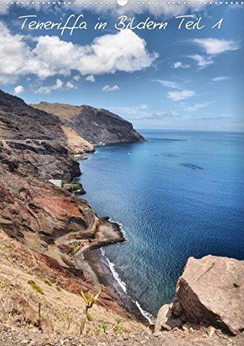 9783660091328: Teneriffa in Bildern Teil 1  (Posterbuch DIN A2 hoch): Impressionen einer schönen Insel  Posterbuch, 14 Seiten
