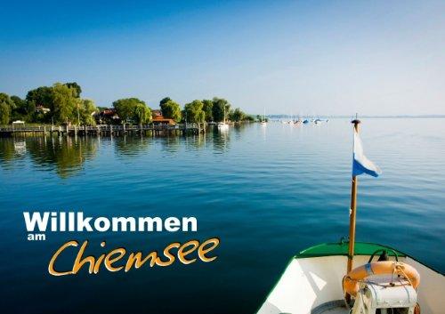 9783660093124: Willkommen am Chiemsee - Author: CALVENDO