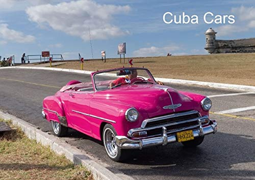 9783660094794: Cuba Cars (Posterbuch DIN A3 quer): Cuba und seine Oldtimerlimousinen (Posterbuch, 14 Seiten)