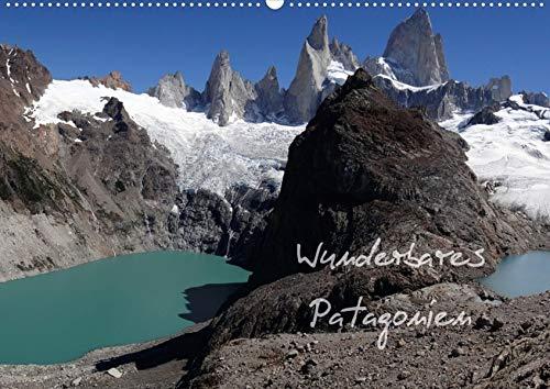 9783660096521: Wunderbares Patagonien - Posterbuch