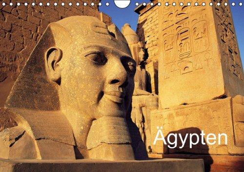 9783660108125: Ã Gypten Wandkalender 2014 Din A4 Quer