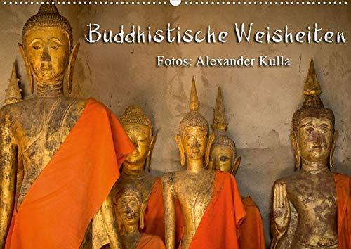 9783660108880: Buddhistische Weisheiten  (Posterbuch DIN A3 quer): Bilder aus Asien mit buddhistischen Weisheiten  Posterbuch, 14 Seiten