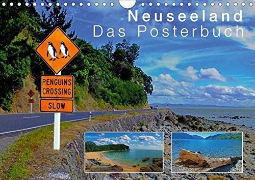 9783660121841: Neuseeland - Das Posterbuch  (Posterbuch DIN A3 quer): Eine zwölfseitige Reise durch paradiesische Landschaften der zwei Inseln Aotearoas - dem Land ... Wolke - Neuseeland  Posterbuch, 14 Seiten