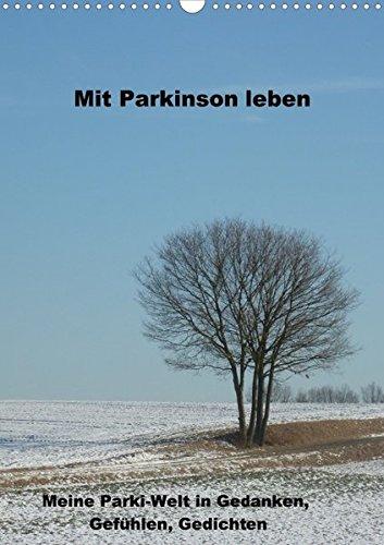 9783660122978: Mit Parkinson leben  (Posterbuch DIN A4 hoch): Meine Parki-Welt in Gedanken, Gefühlen, Gedichten  Posterbuch, 14 Seiten