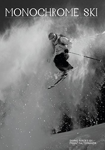 9783660127935: Monochrome Ski (Posterbuch DIN A3 hoch): Different b/w images of my skiing ventures (Posterbuch, 14 Seiten)