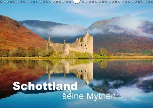 9783660139990: Schottland und seine Mythen (Wandkalender 2014 DIN A3 quer): Zauber der Highlands (Monatskalender, 14 Seiten)