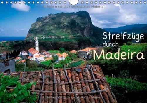 9783660175486: Streifzüge durch Madeira (Wandkalender 2014 DIN A4 quer): Die Blumeninsel im Atlantik (Monatskalender, 14 Seiten)