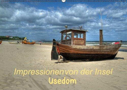 9783660177442: Impressionen von der Insel Usedom (Wandkalender 2014 DIN A4 quer): Impressionen von der I A4 quer