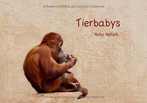 9783660196184: Tierbabys (Tischaufsteller DIN A5 quer): Süße Tierbabys (Tischaufsteller, 14 Seiten)
