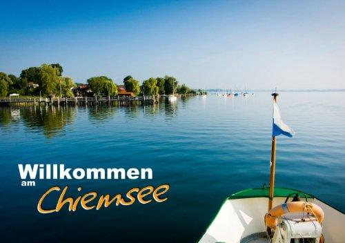 9783660196405: Willkommen am Chiemsee - Author: CALVENDO