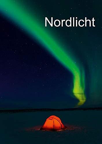 9783660206418: Nordlicht (Posterbuch DIN A4 hoch): Nordlichtaufnahmen aus Lappland, Hochformat (Posterbuch, 14 Seiten)