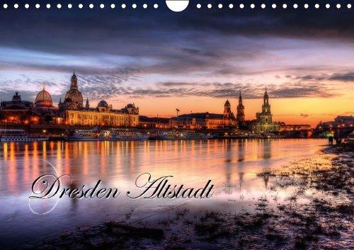 9783660216189: Dresden Altstadt (Wandkalender 2014 DIN A4 quer): Eindr�cke von der Dresdener Altstadt (Monatskalender, 14 Seiten)